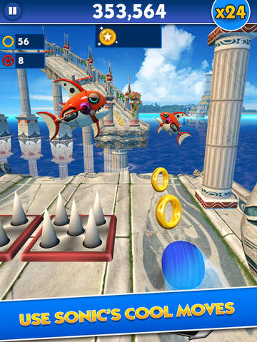Sonic Dash - Endless Runner screenshot 9