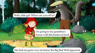 Little Red Riding Hood by Nosy Crow screenshot 1