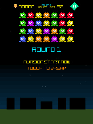 Earth Invasion - Galaxy Aliens vs United Alliance screenshot 6