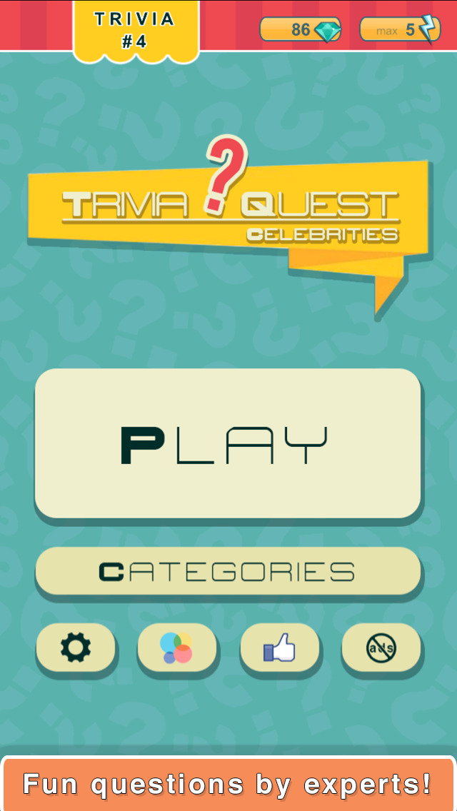 Trivia Quest™ Celebrities - trivia questions screenshot 3