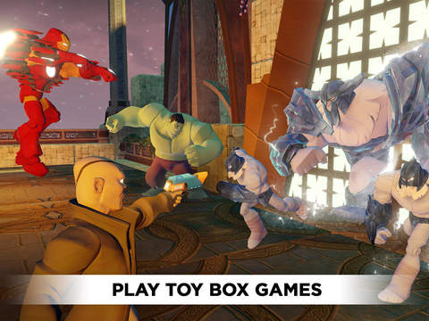 Disney Infinity: Toy Box 2.0 screenshot 8