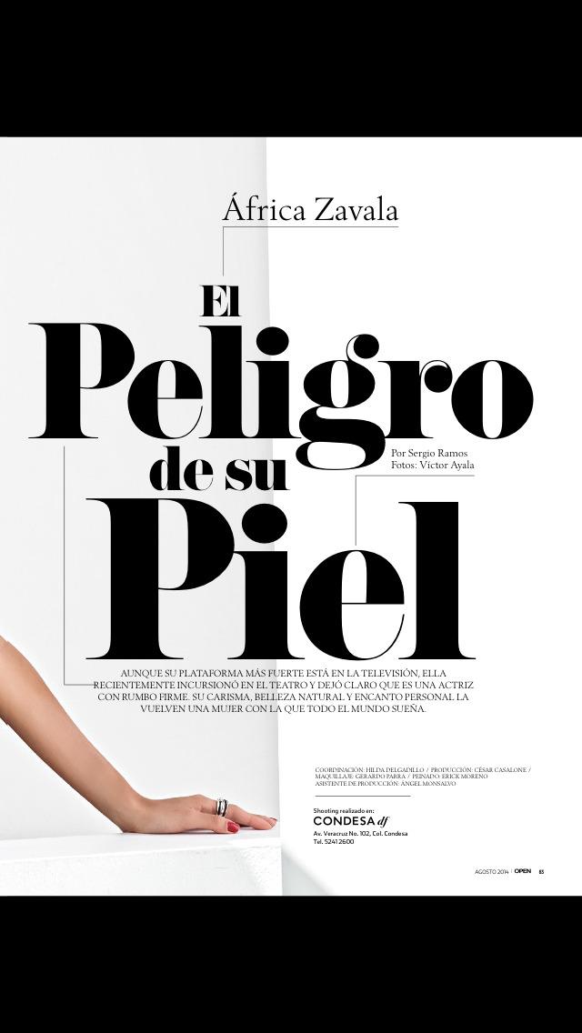 Revista OPEN screenshot 5