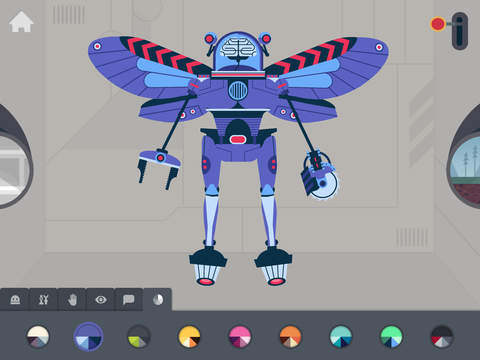 The Robot Factory by Tinybop screenshot 6