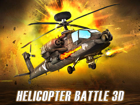 Helicopter Battle Combat 3D screenshot 8