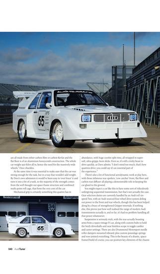 Performance Audi Magazine screenshot 3