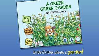 A Green, Green Garden - Little Critter screenshot 1
