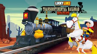 Transcontinental Railroad – Lucky Luke screenshot 1