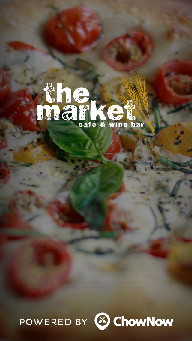 The Market Cafe & Wine Bar screenshot 1