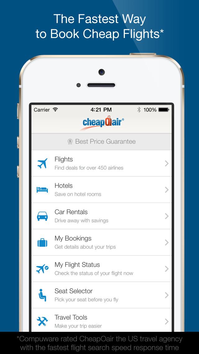 CheapOair: Cheap Flight Deals   Apps   148Apps