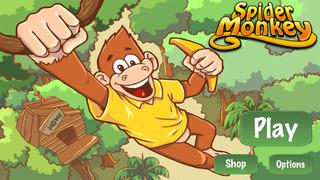 Spider Monkey: Slide and Jump! screenshot 3