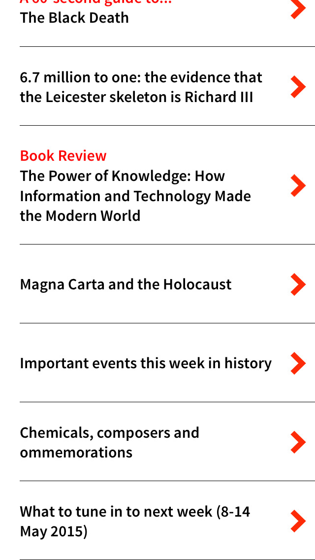 History Extra - Your weekly guide to the past screenshot 4
