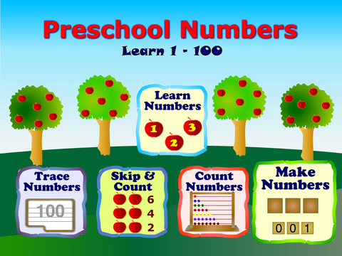 Preschool Numbers Lite screenshot 6
