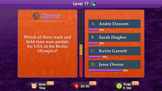 What's the Trivia? ~ take a crack at becoming a trivial millionaire in this pursuit of puzzle bliss! screenshot 3