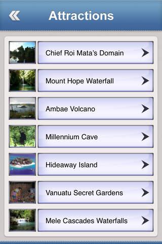 Vanuatu Tourism Guide - náhled