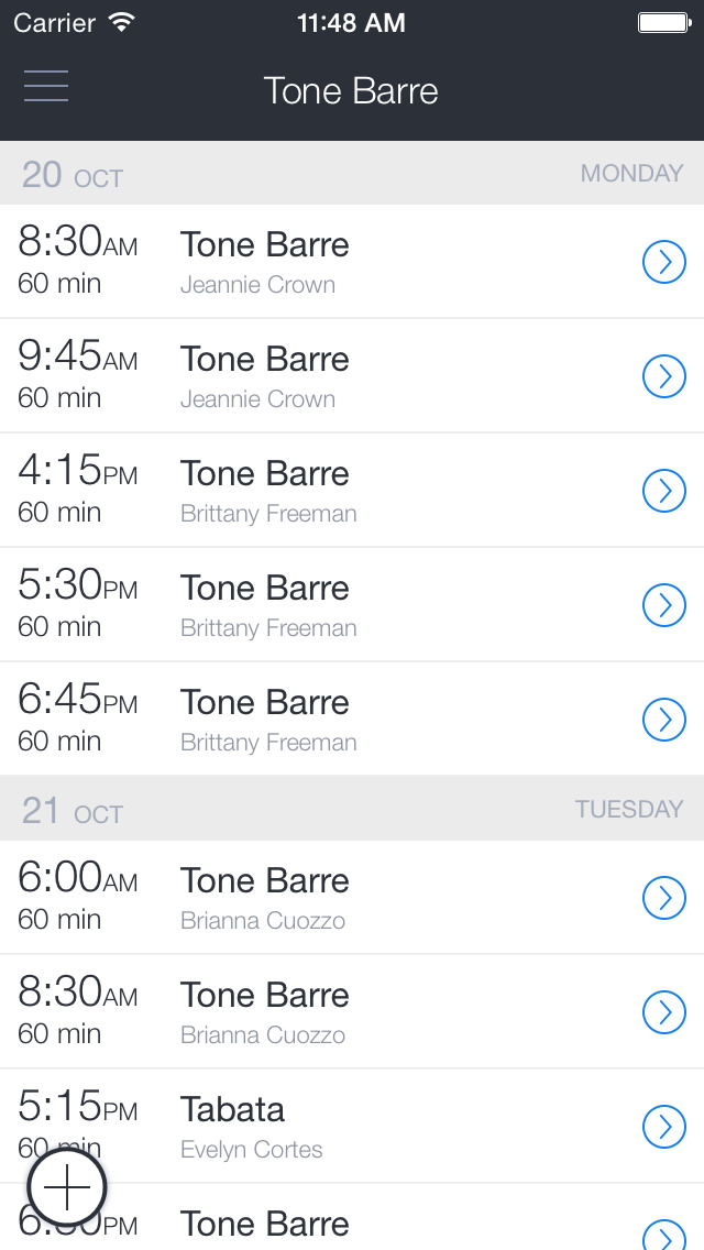 Tone Barre screenshot 3