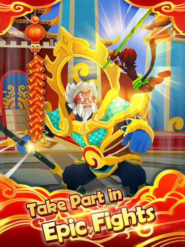 Monkey King Escape screenshot 10