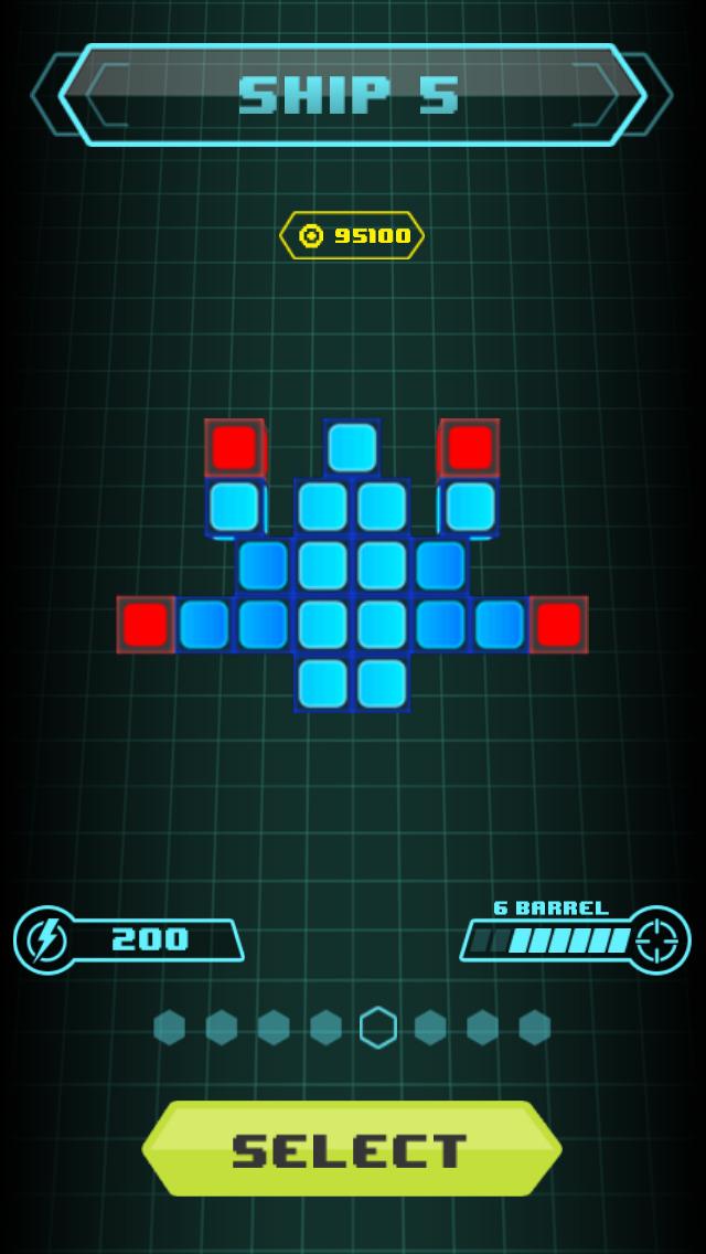 Retro Grid screenshot 1