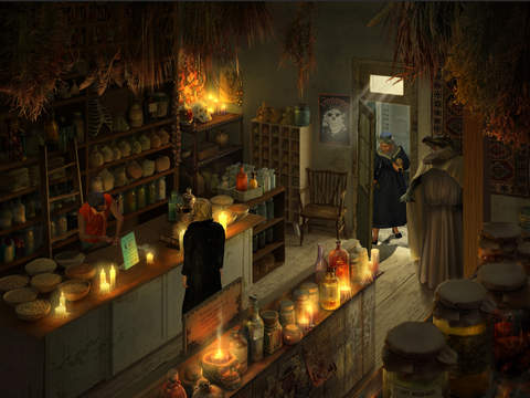 Gabriel Knight: Sins of the Fathers 20th Anniversary Edition screenshot 2