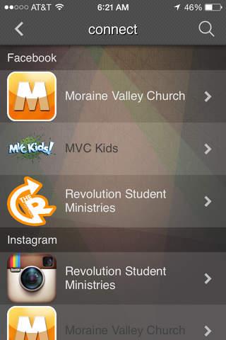 Moraine Valley Church - náhled