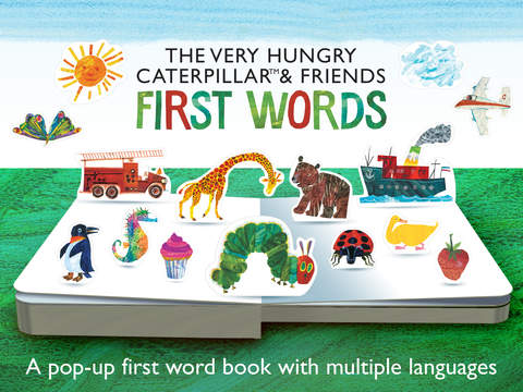 The Very Hungry Caterpillar– First Words screenshot 6