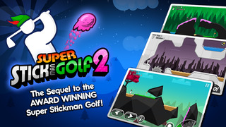 Super Stickman Golf 2 screenshot 2