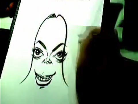 How To Draw Caricatures! screenshot 10