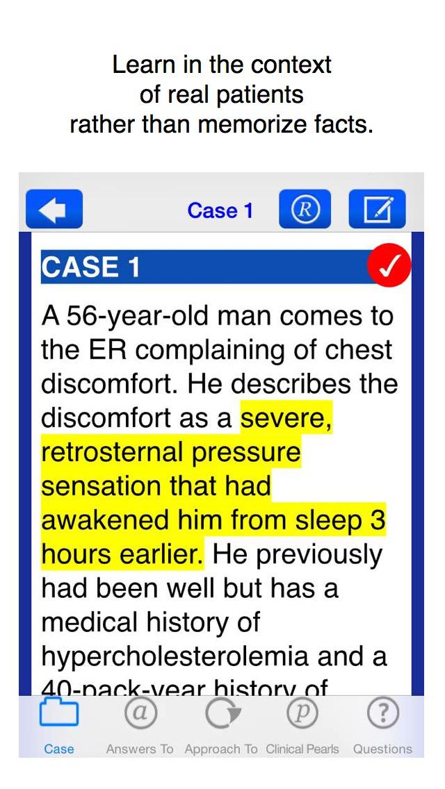 Case Files Internal Medicine, 4th Ed , 60 High Yield Cases