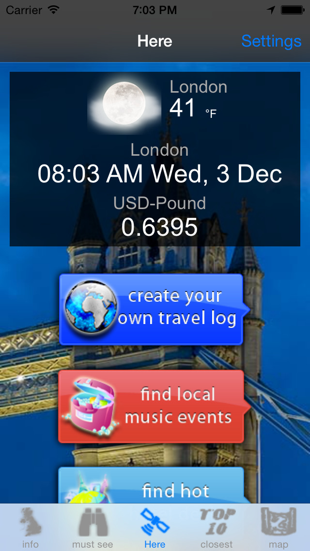 UK Travel Guide screenshot 3