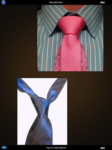 How to Tie a Tie Guide ! screenshot 6