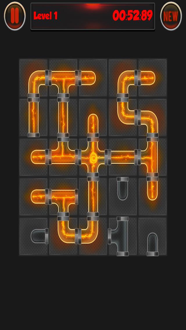 Electro Puzzle - Brain Game screenshot 1