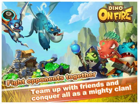 Dino Empire screenshot 9