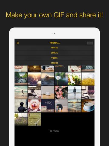 GIF Maker - ImgPlay screenshot 6