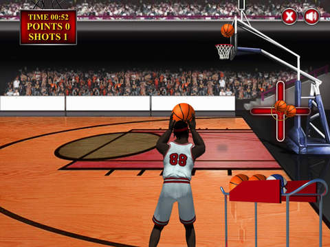 Basketball Three-point Shot screenshot 8