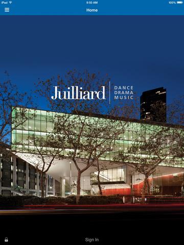 Juilliard - náhled