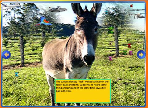 Astronaut Donkey - náhled