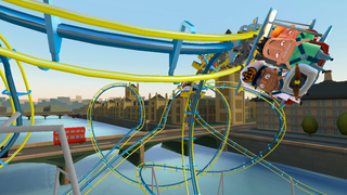 Coaster Crazy Deluxe screenshot 1