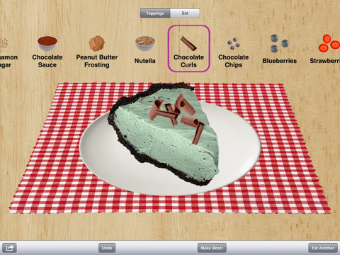 More Pie screenshot 6