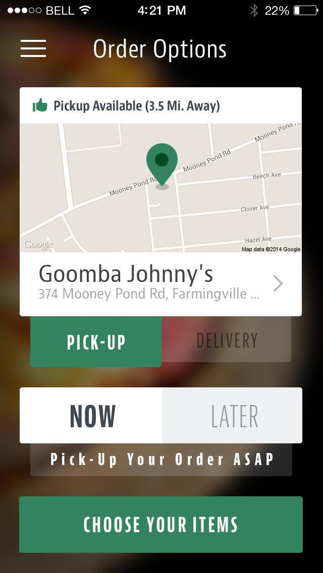 Goomba Johnny's Pizzeria screenshot 2