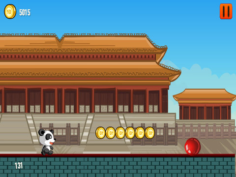 A Cute Panda Run Free - Escape From The Forbidden Forest Of Alxabiar screenshot 9