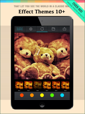 Pro FX Camera Max - The ultimate camera photo editor plus effects & filters screenshot 10