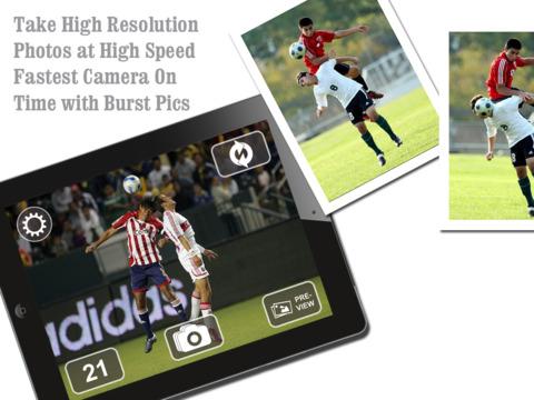 FastPix - Fast Camera + Burst Mode Camera Photos screenshot 5