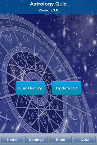 Astrology Quiz - náhled