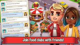 Food Street – Restaurant Game screenshot 5