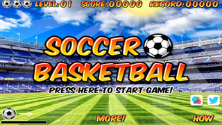 Soccer Basketball FREE screenshot 1