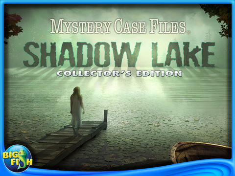 Mystery Case Files: Shadow Lake HD - A Hidden Object Detective Game (Full) screenshot 5