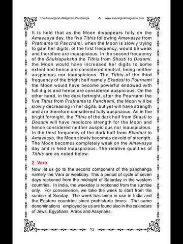 Panchanga mag screenshot 8