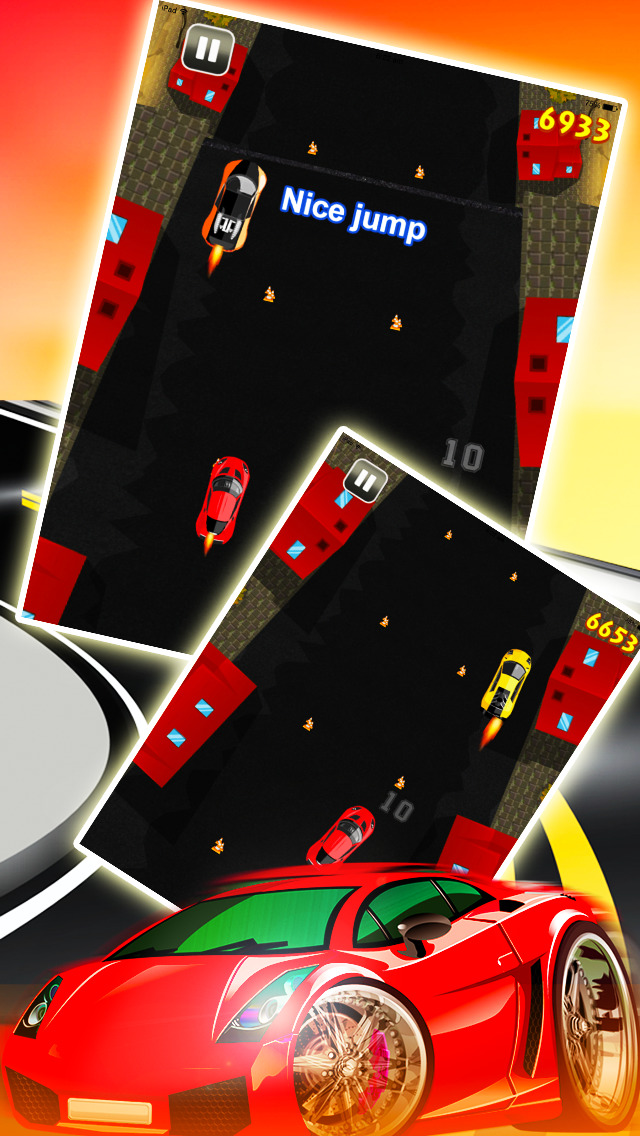 Death Race Pro - Power Car Showdown screenshot 3