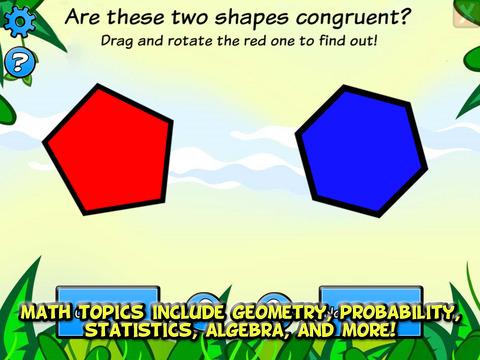 Sixth Grade Learning Games screenshot 8
