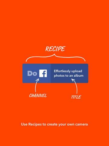 DO Camera by IFTTT screenshot 8