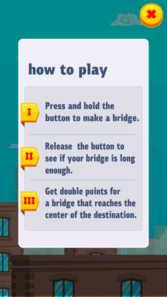 Fat Boy Bridge Run screenshot 2